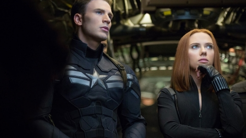 The Helicarrier is going down in 'Captain America: The Winter Soldier' Trailer 2