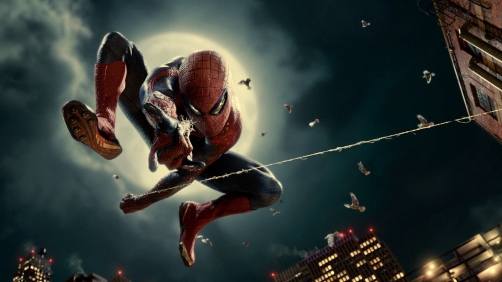 'Amazing Spider-Man 2' Superbowl Ad and Long-form Trailer