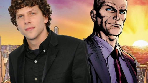 Who is Jesse Eisenberg Really Playing in 'Batman Vs. Superman'?