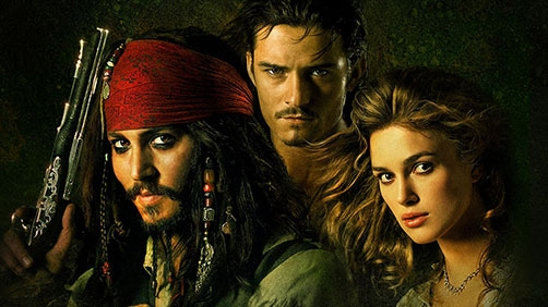 'Pirates 5' In Production