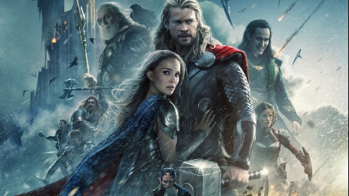 Honest Trailer — 'Thor: The Dark World