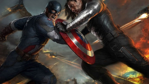 TV Spot for 'Captain America: The Winter Soldier'