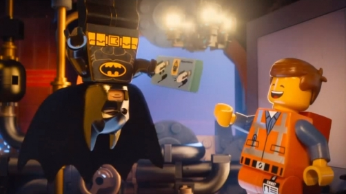 Blooper Reel for 'The Lego Movie'
