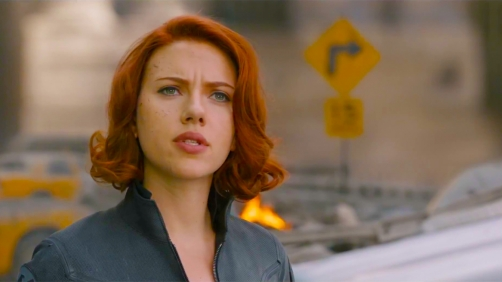 'Black Widow' To Get Her Own Film Starring Scarlett Johansson