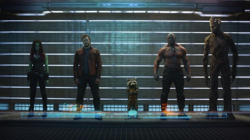 'Guardians of the Galaxy' Trailer