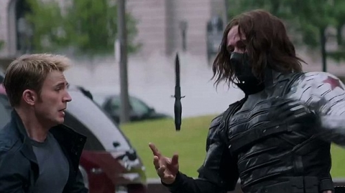 'Captain America: The Winter Soldier' Featurette