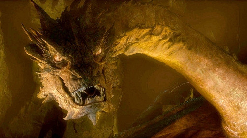 Benedict Cumberbatch Performs for Smaug