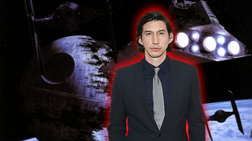 'Star Wars VII' News: Adam Driver to Play Villain