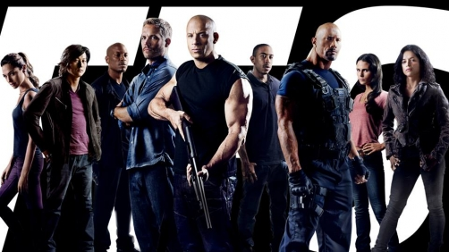 'Fast & Furious 7' Resumes Shooting in April