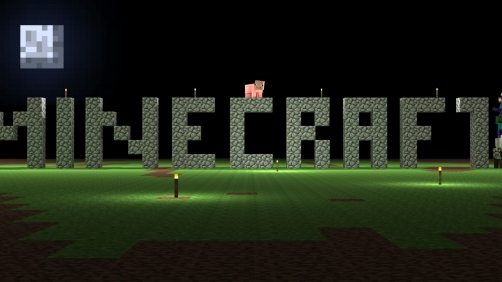 'Minecraft' Film Adaptation to be Developed by WB