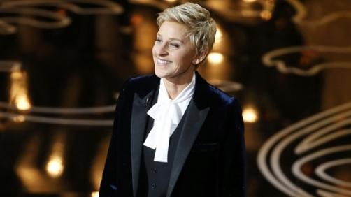 Watch Ellen Degeneres Opening Oscars Bit