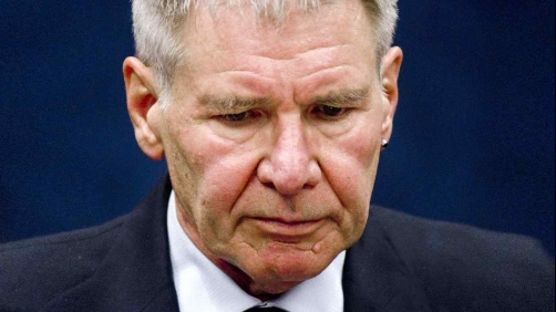 Harrison Ford Begs Agents To Just Let Him Die Now