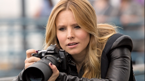 New Take on 'Veronica Mars' 'We Used To Be Friends' Theme