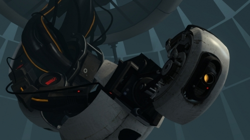 GLaDOS Explains the Differences Between Fusion and Fission