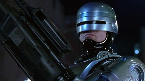 RoboCop Set Pictures