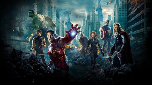 'The Avengers: Age of Ultron' In IMAX