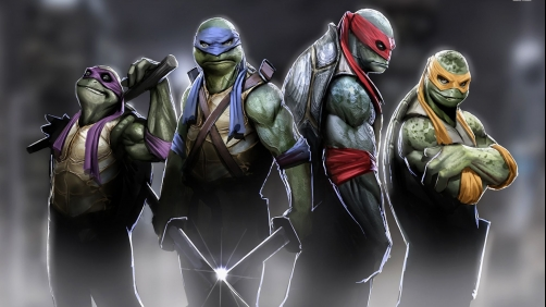 'Teenage Mutant Ninja Turtles' Trailer
