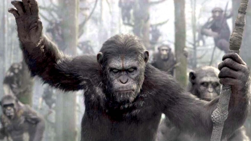 The Apes are Scary in TV Second Spot for 'Dawn of the Planet of the Apes