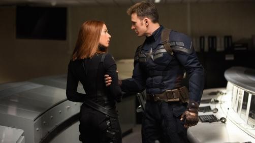 'Captain America: The Winter Soldier' Teaser —Cap Trusts Black Widow Now
