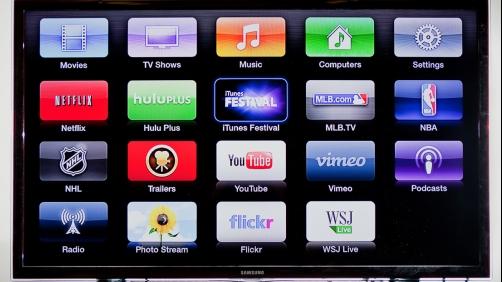 Roku CEO Slams Apple TV as Accessory for iPad