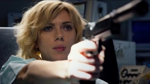 'Lucy' Trailer Starring Scarlett Johansson