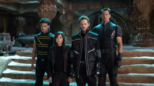 'X-Men: Days of Future Past' 1 Minute Clip