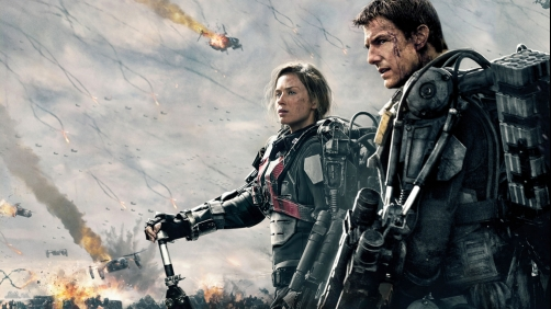 'Edge of Tomorrow' TV Spot