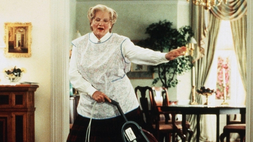 'Mrs. Doubtfire' Sequel