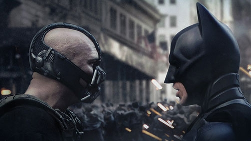 'The Dark Knight Rises' Blu-Ray Release Date