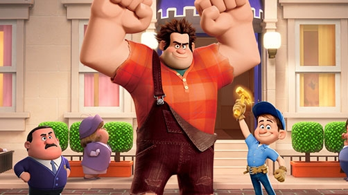 'Wreck-It Ralph' Posters