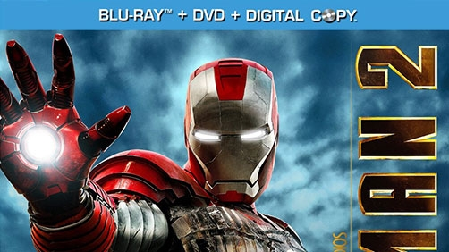 Iron Man 2 on Blu-ray for $9.99