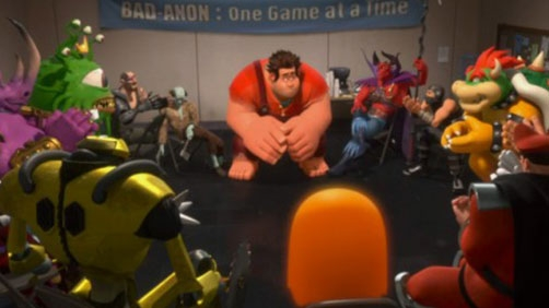 'Wreck-It Ralph' — First True Gamer Movie