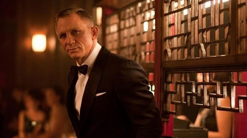 Set Images from 'Skyfall'