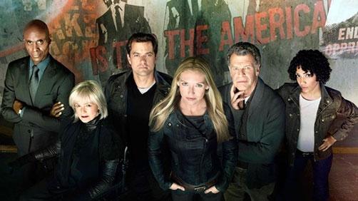 'Fringe' Final Season Promo Poster