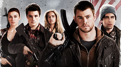 Red Dawn Clip