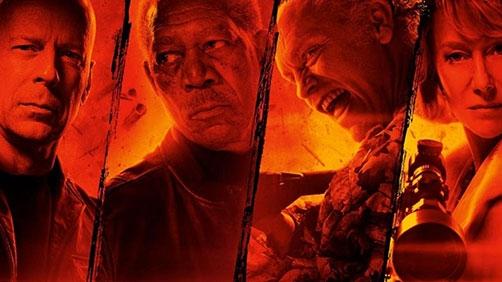 Bruce Willis & John Malkovich - Red 2