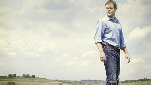 'Promised Land' Starring Matt Damon
