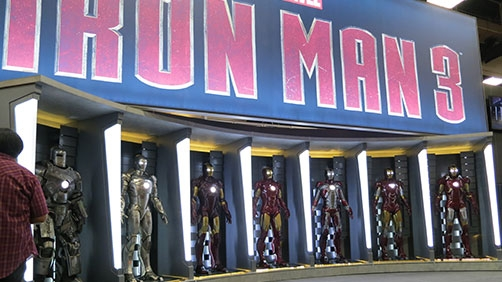 'Iron Man 3' Back Underway Plus Interesting Image
