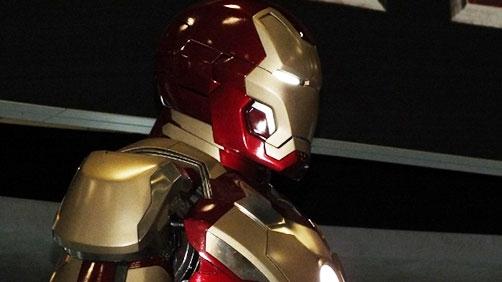'Iron Man 3' Trailer will Debut October 23