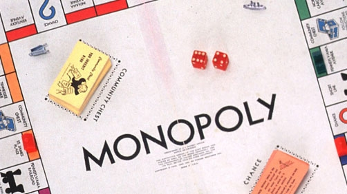 Hasbro to make… Wait for it… Monopoly? Seriously?