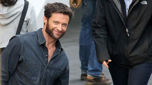 FilmoFilia Has Set Photos from 'The Wolverine'