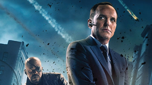 Agent Coulson LIVES!
