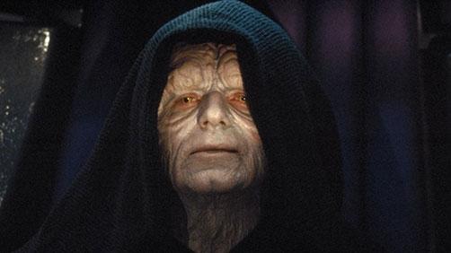 Ian McDiarmid - Emperor of the Universe