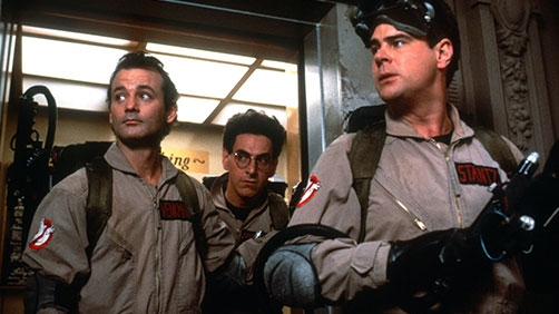 'Ghostbusters 3' Scheduled for Summer 2013?