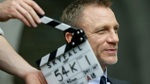 More Behind the Scenes of 'Skyfall'