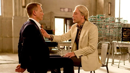 New James Bond 'Skyfall' Trailer