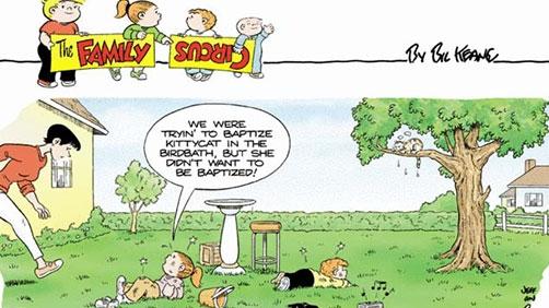 'Family Circus' Film