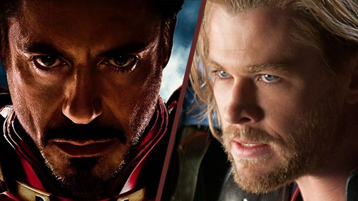 'Thor 2' and 'Iron Man 3' Spoilers