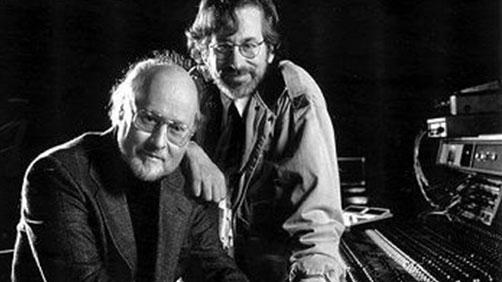 Steven Spielberg and John Williams Composing 'E.T.'