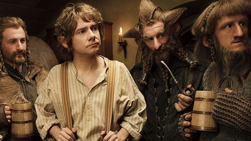 'The Hobbit' First TV Spot